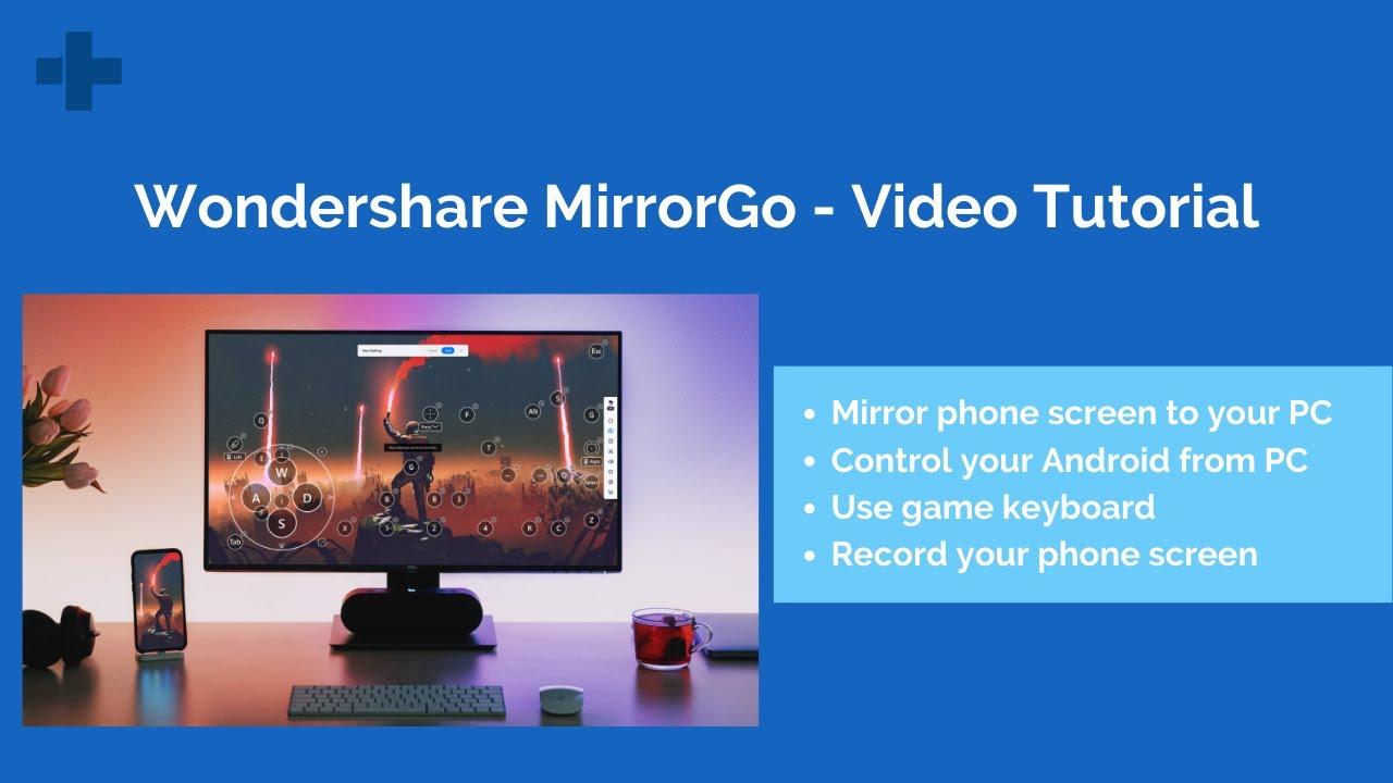 Wondershare MirrorGo